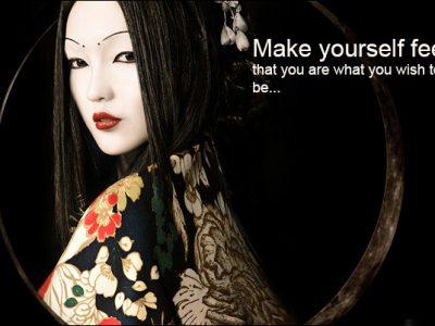 Make yourself feel
