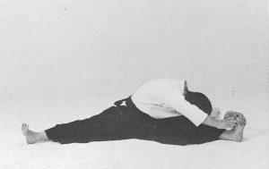 Stretching legs 2