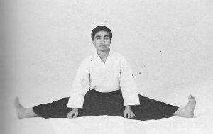 Stretching legs 1
