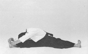 Stretching legs 3
