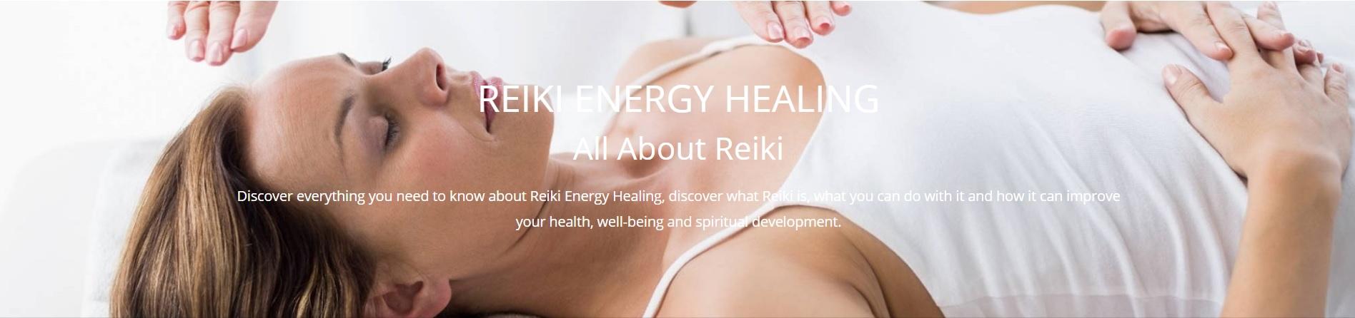 Wat is reiki energy healing