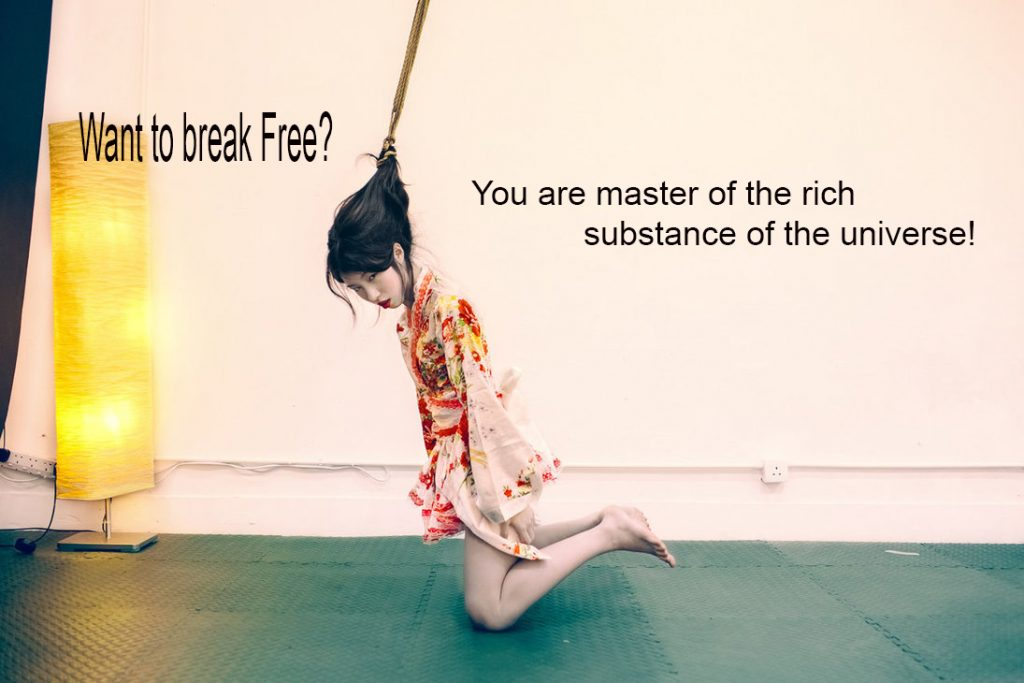 want to break free