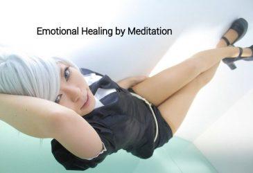 emotional healing by meditation